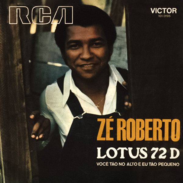 Zé Roberto - Videos and Albums - VinylWorld