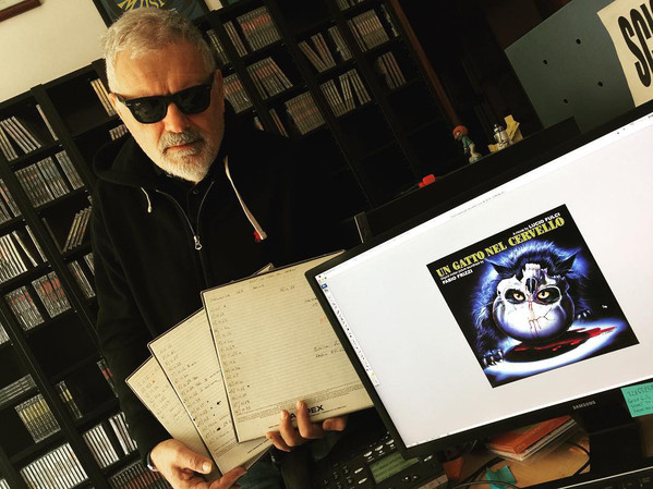Fabio Frizzi - Videos and Albums - VinylWorld