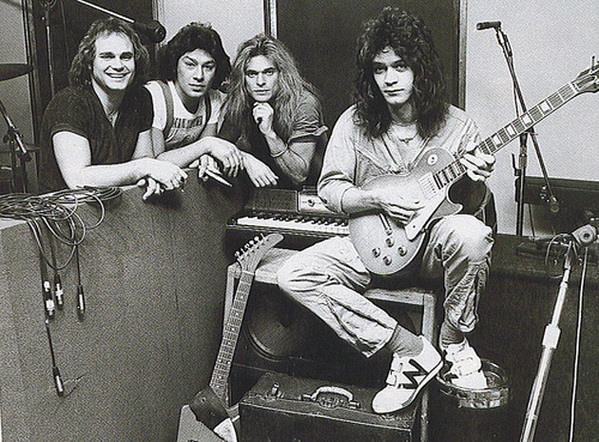 Van Halen - Videos and Albums - VinylWorld