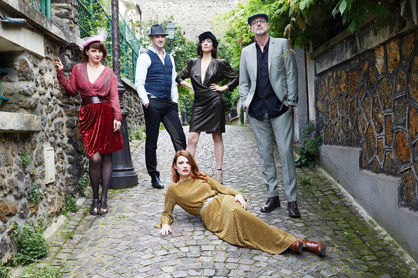 Nouvelle Vague - Videos and Albums - VinylWorld