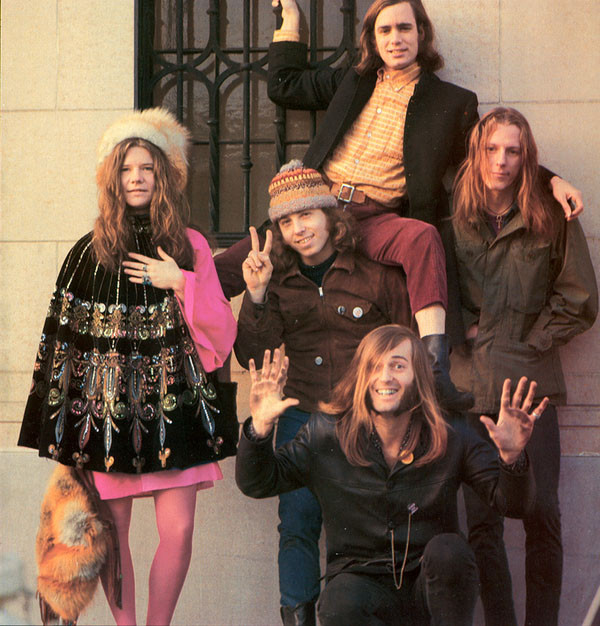 Big Brother & The Holding Company - Videos and Albums - VinylWorld