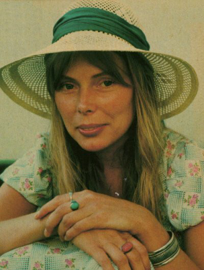 Joni Mitchell - Videos and Albums - VinylWorld