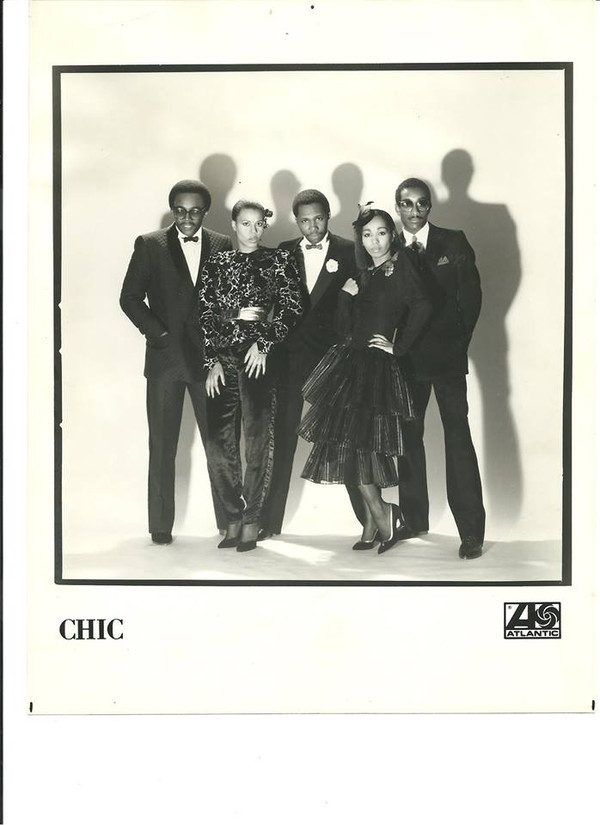 Chic - Videos and Albums - VinylWorld