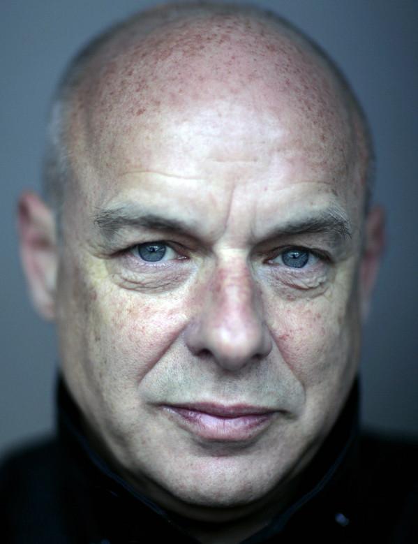 Brian Eno - Videos and Albums - VinylWorld