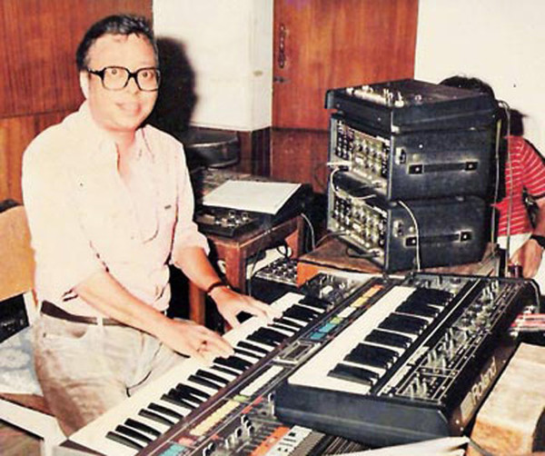 R. D. Burman - Videos and Albums - VinylWorld