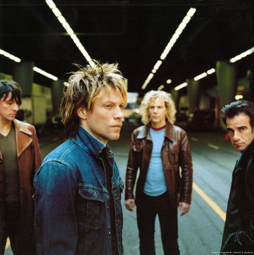 Bon Jovi - Videos and Albums - VinylWorld
