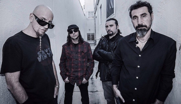 System Of A Down - Videos and Albums - VinylWorld