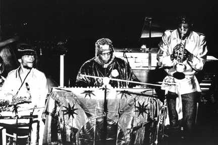 The Sun Ra Arkestra - Videos and Albums - VinylWorld