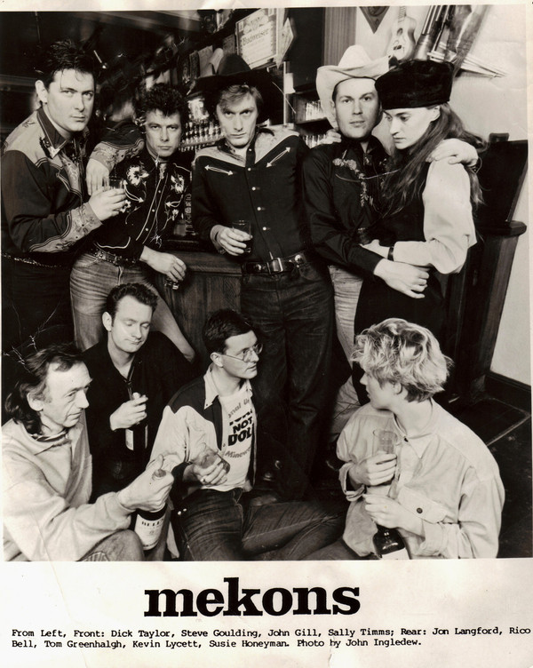The Mekons - Videos and Albums - VinylWorld