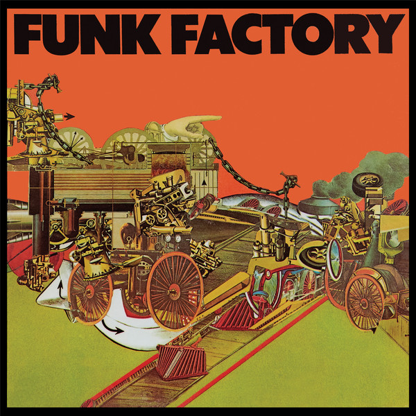 Funk Factory - Videos and Albums - VinylWorld