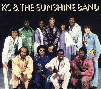 KC & The Sunshine Band - Videos and Albums - VinylWorld