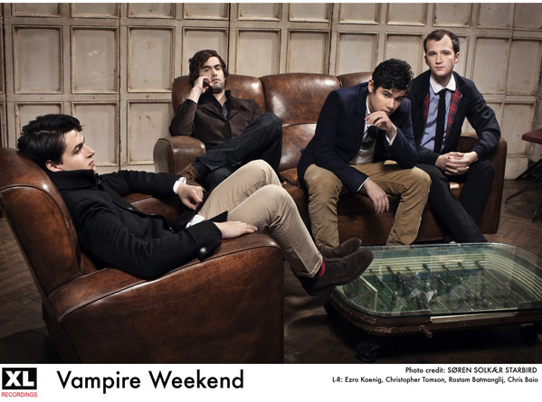 Vampire Weekend - Videos and Albums - VinylWorld