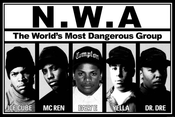 N.W.A. - Videos and Albums - VinylWorld