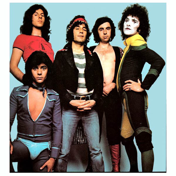 The Sensational Alex Harvey Band - Videos and Albums - VinylWorld