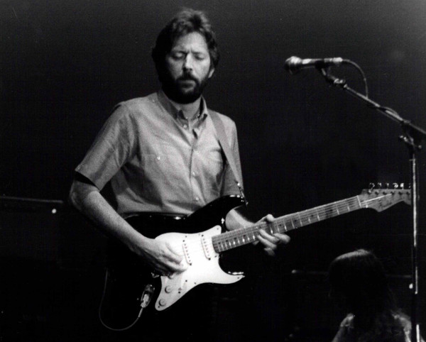 Eric Clapton - Videos and Albums - VinylWorld