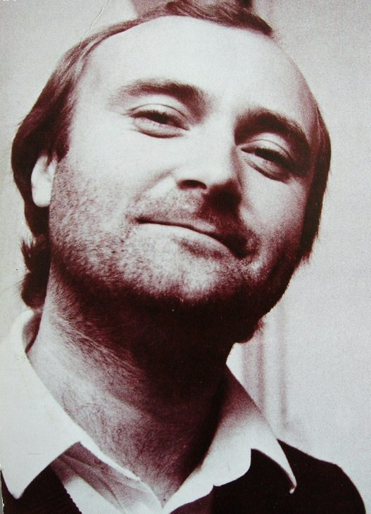 Phil Collins - Videos and Albums - VinylWorld