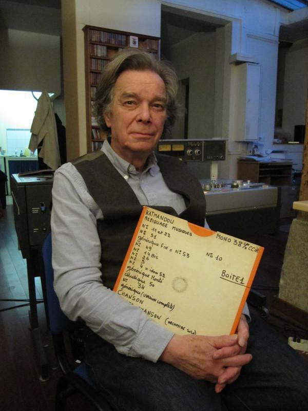 Jean-Claude Vannier - Videos and Albums - VinylWorld