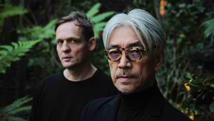 Alva Noto + Ryuichi Sakamoto - Videos and Albums - VinylWorld