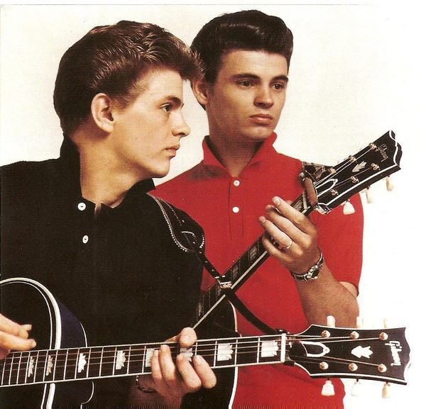Everly Brothers - Videos and Albums - VinylWorld