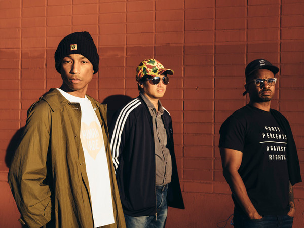 N*E*R*D - Videos and Albums - VinylWorld