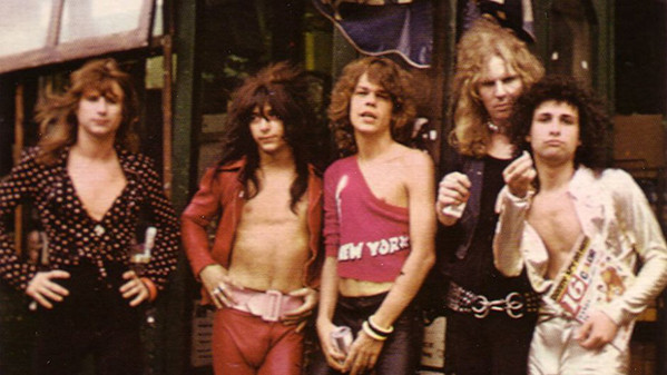New York Dolls - Videos and Albums - VinylWorld