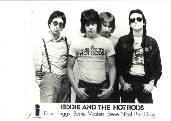 Eddie And The Hot Rods - Videos and Albums - VinylWorld