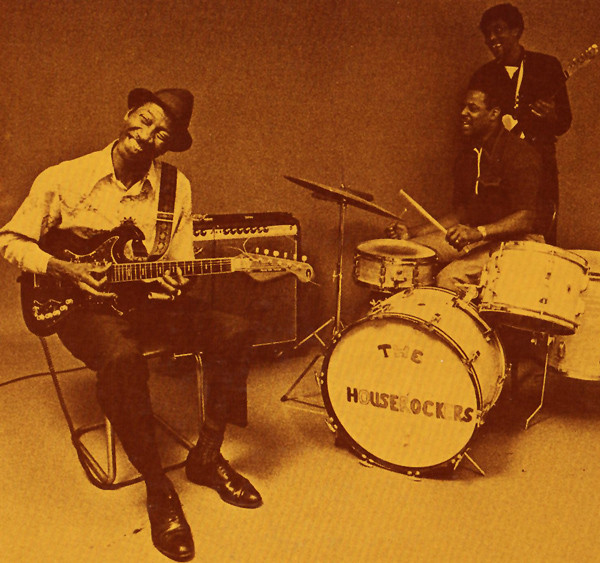 Hound Dog Taylor & The House Rockers - Videos and Albums - VinylWorld