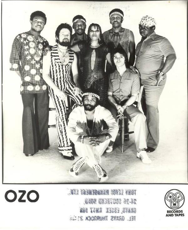 Ozo - Videos and Albums - VinylWorld