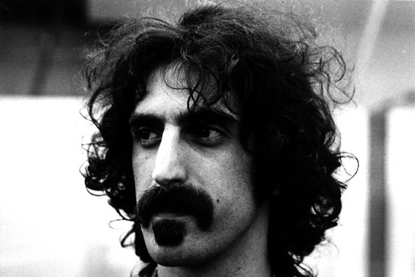 Frank Zappa - Videos and Albums - VinylWorld