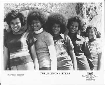 Jackson Sisters - Videos and Albums - VinylWorld