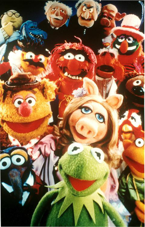 The Muppets - Videos and Albums - VinylWorld