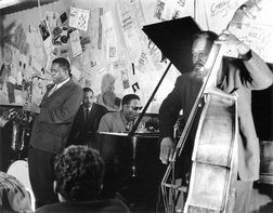 The Thelonious Monk Quartet - Videos and Albums - VinylWorld