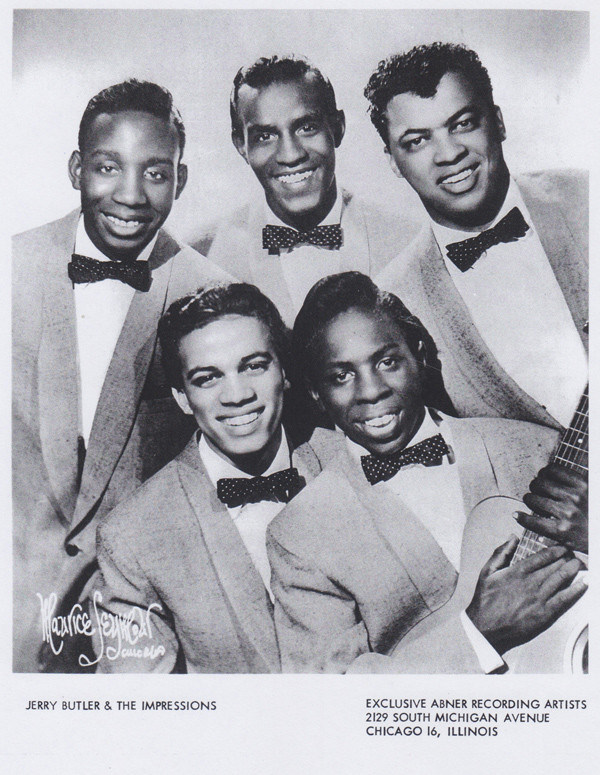 The Impressions - Videos and Albums - VinylWorld