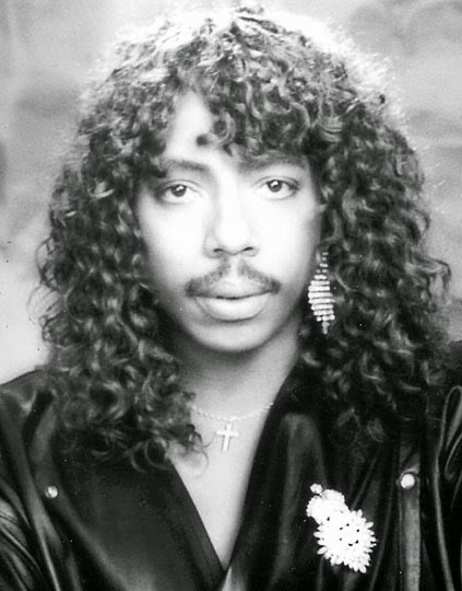 Rick James - Videos and Albums - VinylWorld
