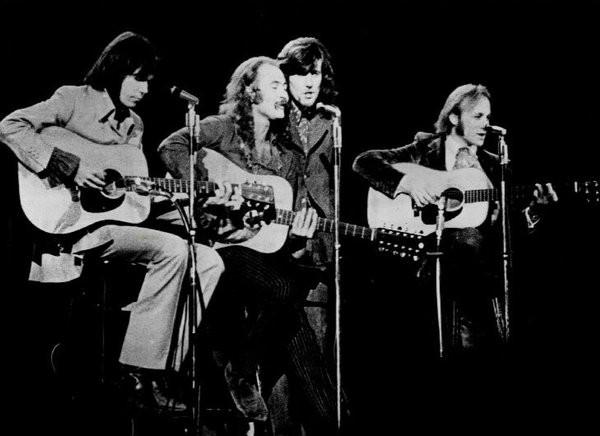 Crosby, Stills, Nash & Young - Videos and Albums - VinylWorld