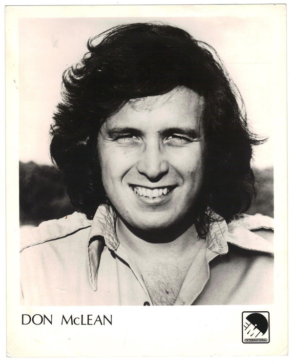 Don McLean - Videos and Albums - VinylWorld