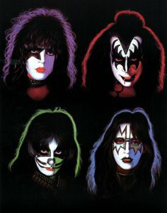 Kiss - Videos and Albums - VinylWorld