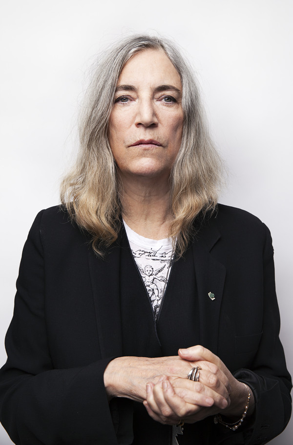 Patti Smith - Videos and Albums - VinylWorld