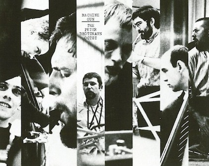 Peter Brötzmann Octet - Videos and Albums - VinylWorld