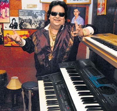 Bappi Lahiri - Videos and Albums - VinylWorld