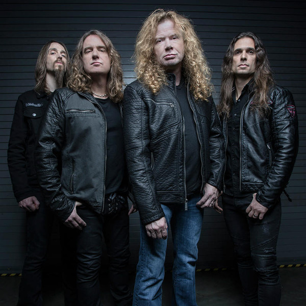 Megadeth - Videos and Albums - VinylWorld