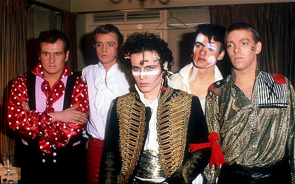 Adam And The Ants - Videos and Albums - VinylWorld