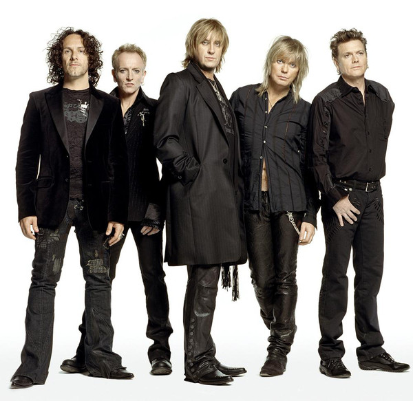 Def Leppard - Videos and Albums - VinylWorld