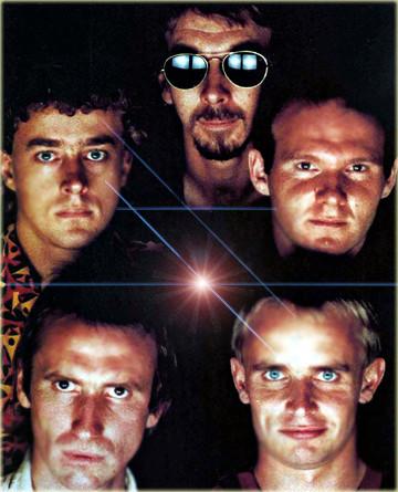 Men At Work - Videos and Albums - VinylWorld