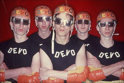 Devo - Videos and Albums - VinylWorld
