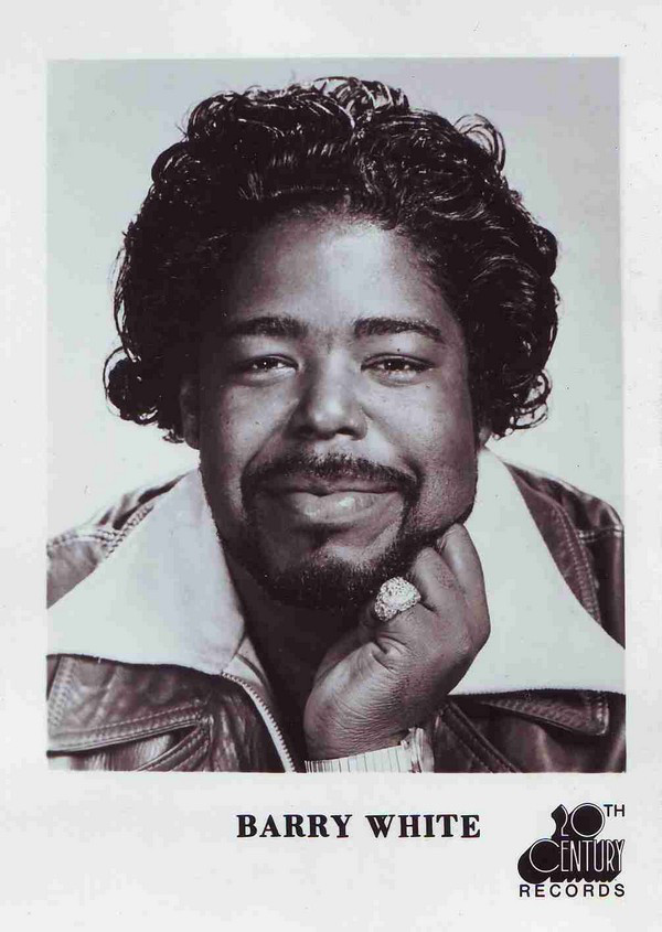Barry White - Videos and Albums - VinylWorld