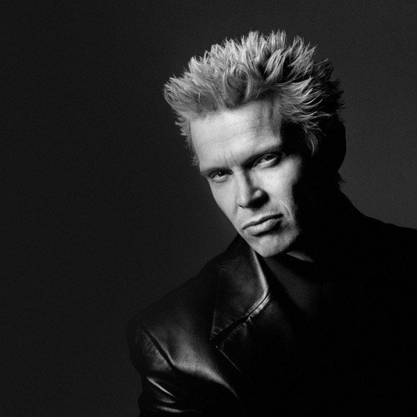 Billy Idol - Videos and Albums - VinylWorld