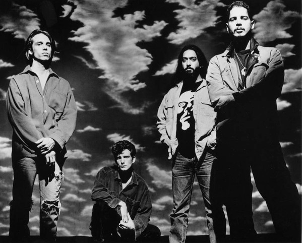 Soundgarden - Videos and Albums - VinylWorld