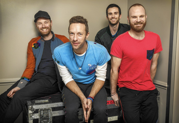 Coldplay - Videos and Albums - VinylWorld