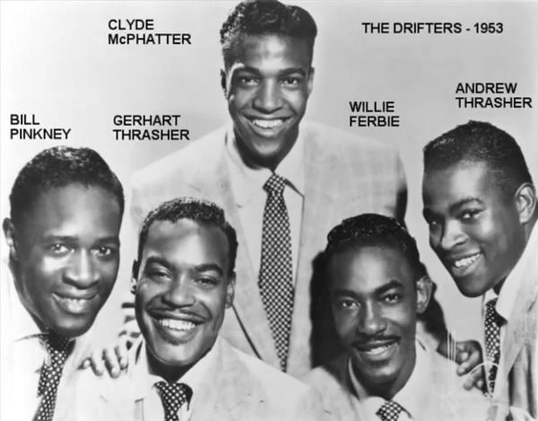 The Drifters - Videos and Albums - VinylWorld